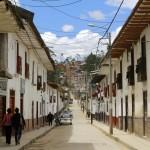 Chachapoyas et son marché.